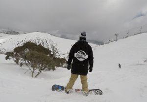 tall snow hoodie