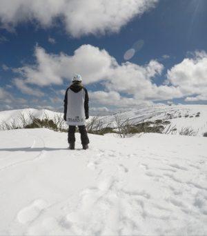 snowboard jumper