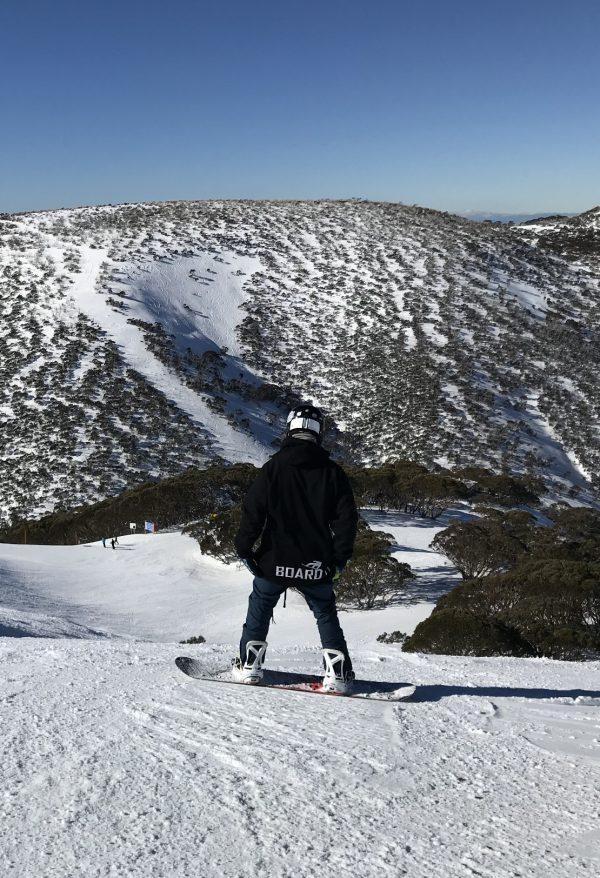 snow jumper